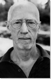 Robert Morris in un ritratto di Hans Namuth.