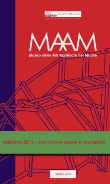 Il libro sul MAAM con i mobili che hanno dettato stili e moda.