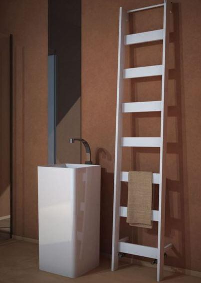 La scala termosifone: è possibile, l'ha inventata la Brem di Bergamo.