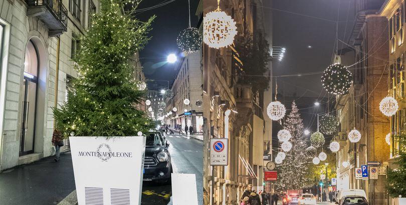 """Il Montenapoleone District racchiude sotto una sola """"regia"""" le strade più importanti dello shopping in Italia."""