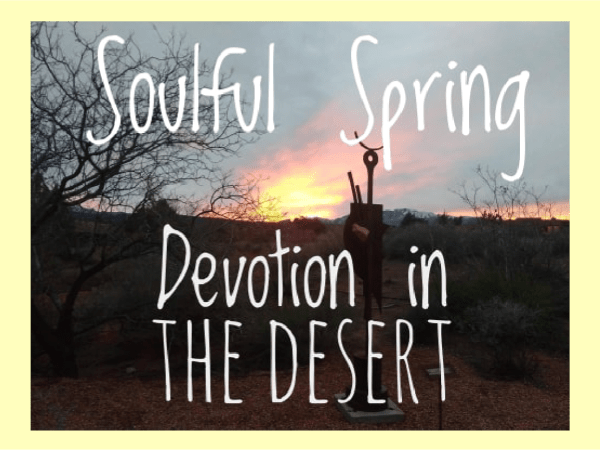 A Soulful Spring (Featuring Bonus Onward and Upward Tarot Spread)