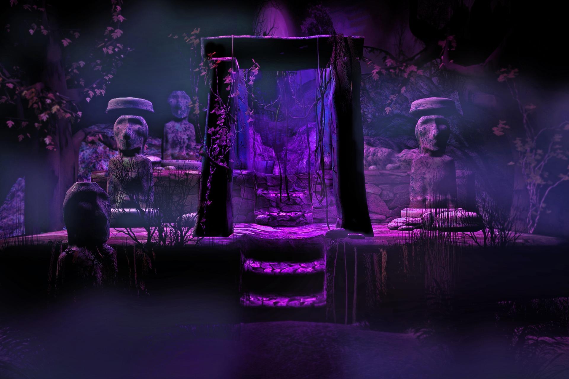 Altars in Animism