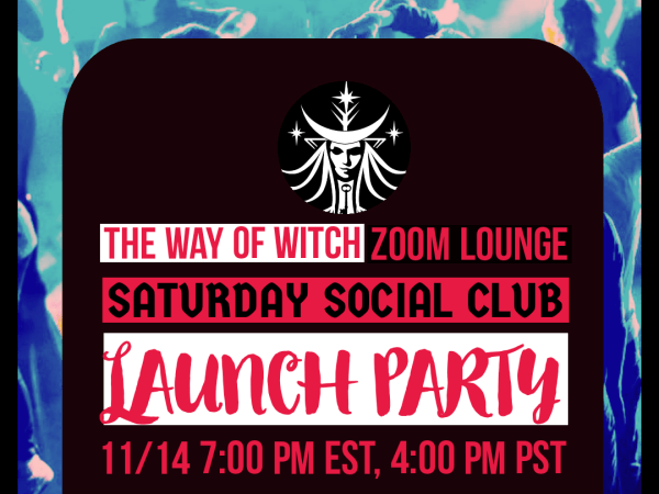 The Way of Witch Online Magazine and Podcast Launch
