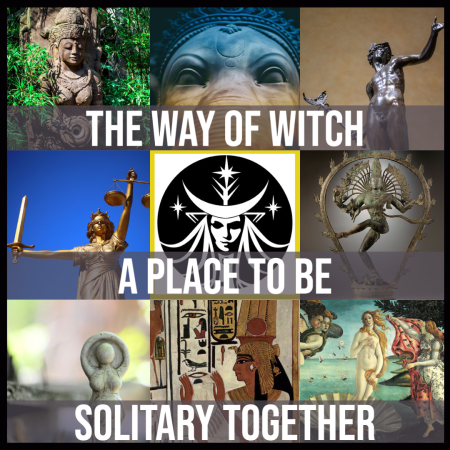 The Way of Witch: A Place to Be Solitary Together