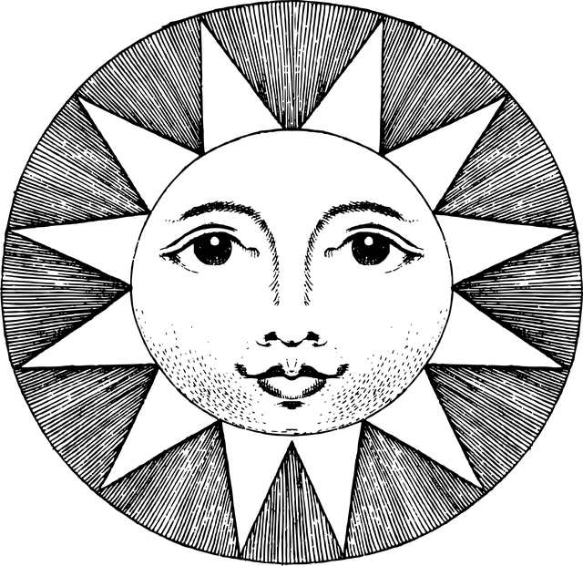 Sun Shine Graphic
