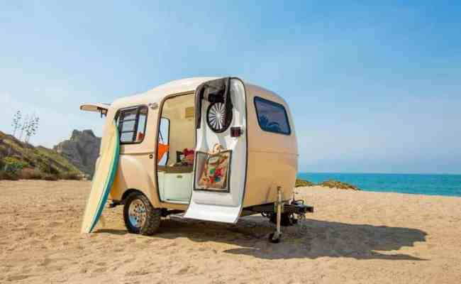 9 Stunning Small Campers You Can Tow With Any Car