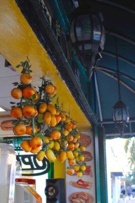 Fruit stand in Little Havana