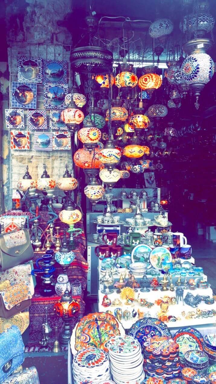 Lanterns in Old Town