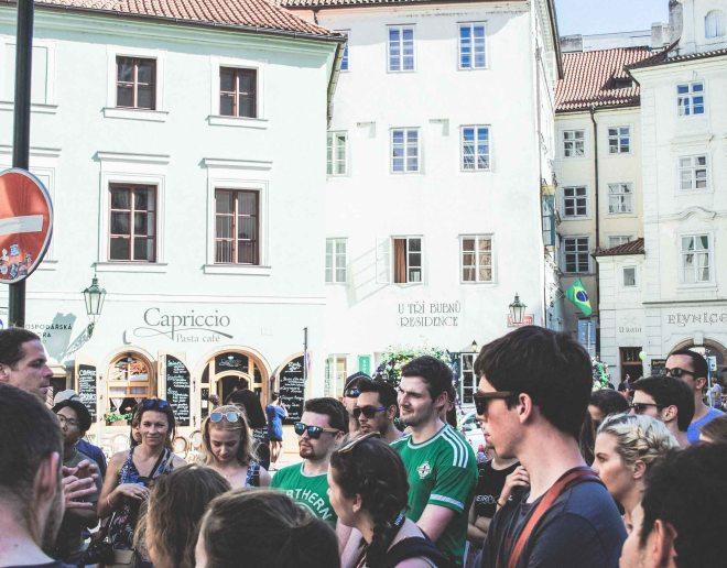 Prague Free Walking Tour
