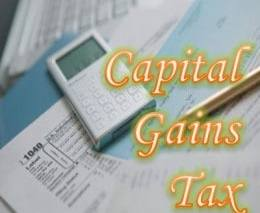 Long Term and Short Term Capital Gains
