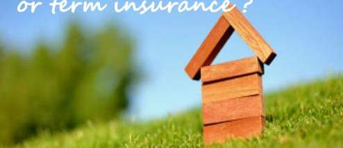 The best way to protect your home loan – home loan insurance or term insurance ?