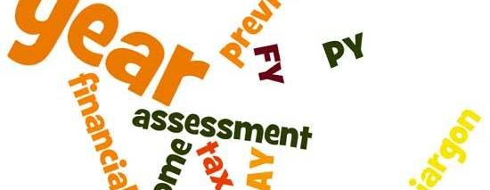 What do Financial Year, Assessment Year and Previous Year mean ?