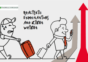 New Investor's Baggage : Unrealistic Returns Expectations