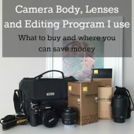 Photography Tips and the Camera Body, Lenses, and Editing Program I use for Photographing Furniture