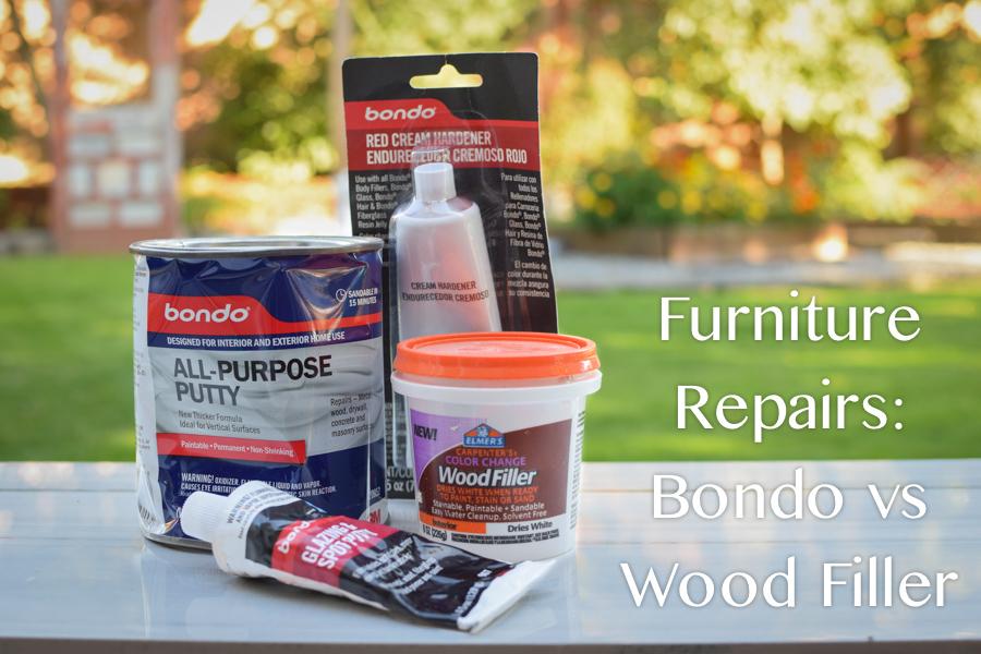 Does Wood Filler Harden