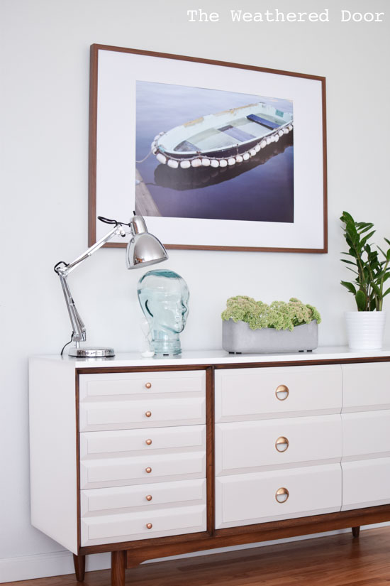 LA Period Mid Century Modern Dresser WD-9