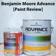 The Truth About Benjamin Moore Advance