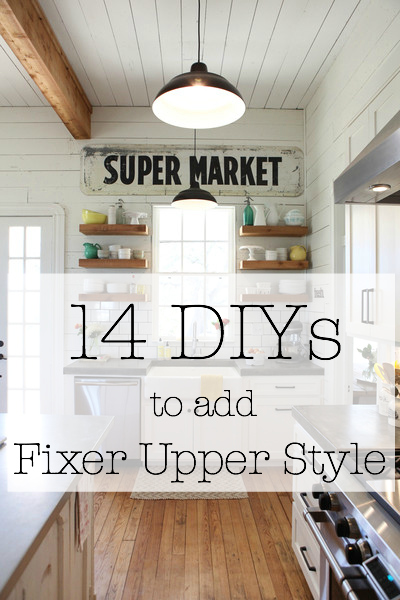 Shop Fixer Upper The Weathered Fox