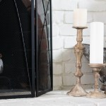 A 5 Minute Diy Candle Holder Makeover That Will Actually Save You Money The Weathered Fox