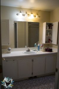 Updating Bathroom Vanities