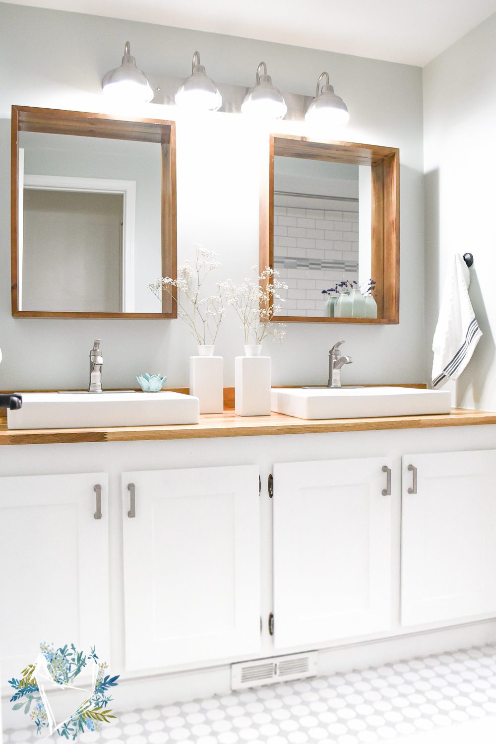 These Tips For Renovating A Bathroom Will Save You Thousands  The Weathered Fox