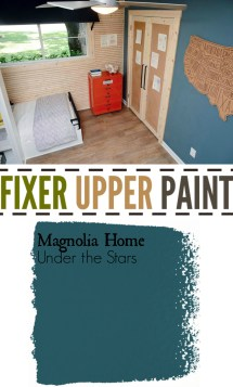 Fixer Upper House Paint Colors