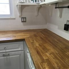 Inexpensive Kitchen Countertops Natural Gas Stove 10 Reasons To Fall In Love With Wood For Your