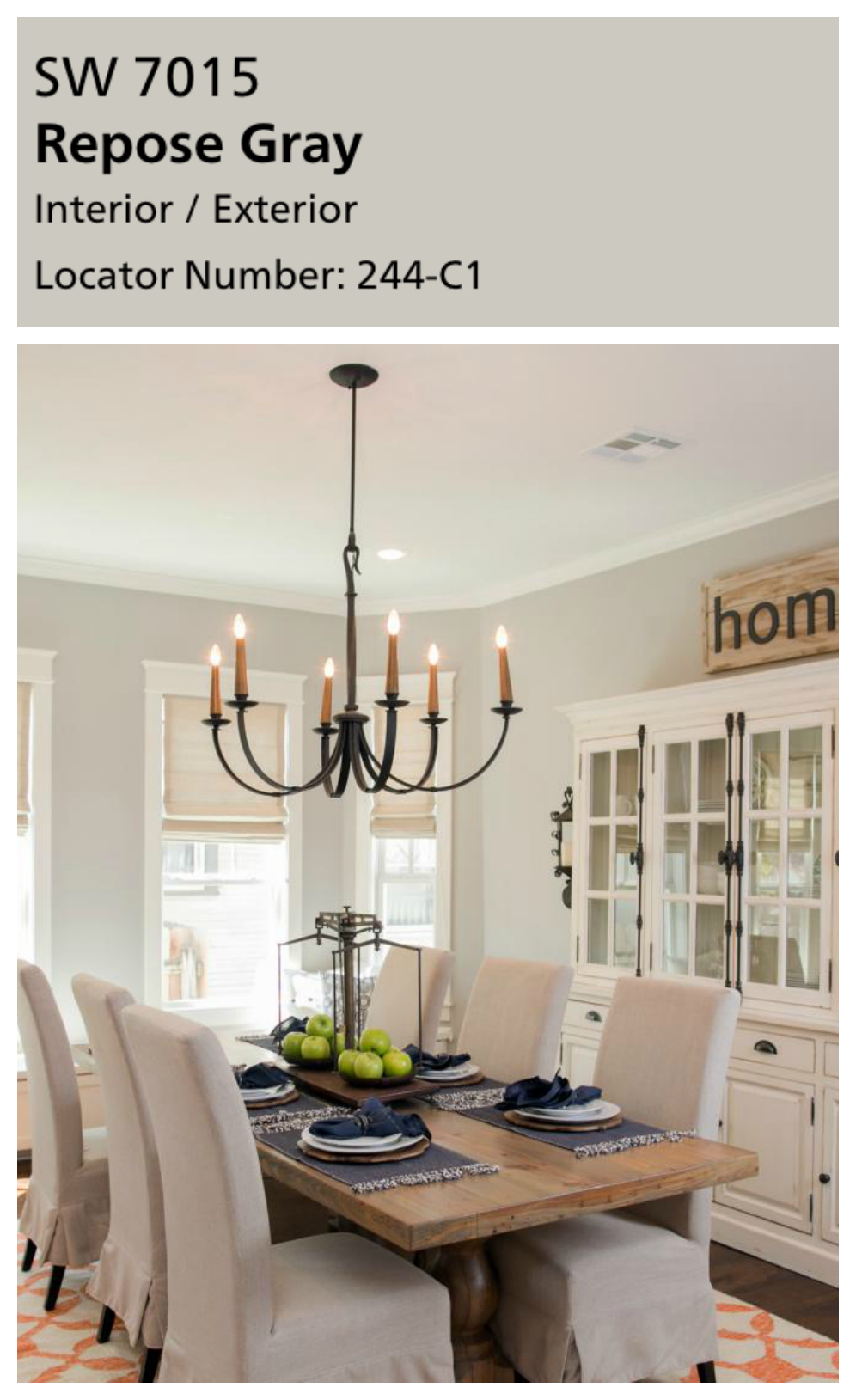 fixer upper inspired color schemes for