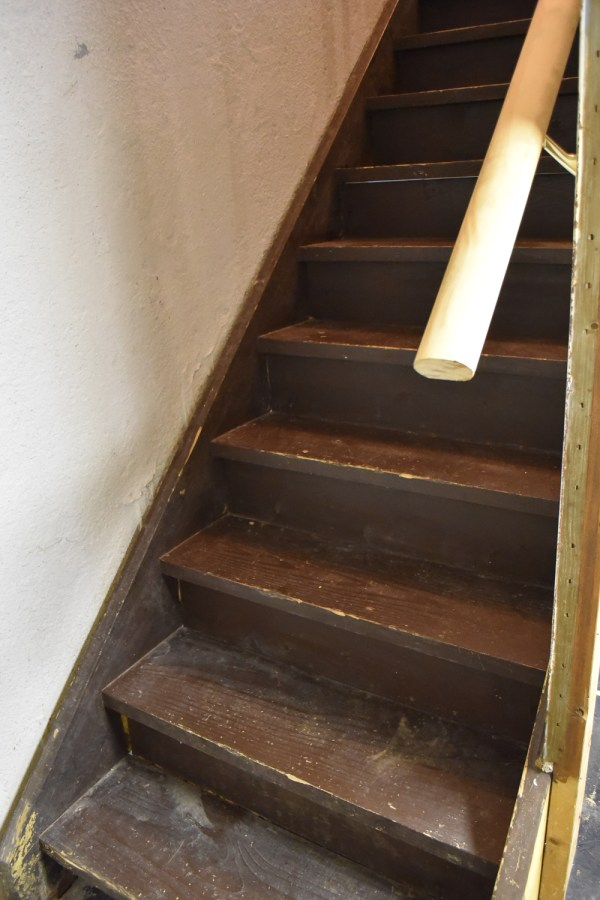 Basement Stairs Painting Steps Ideas