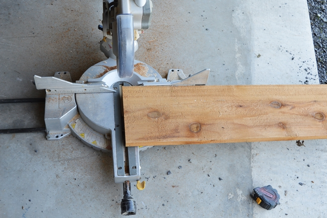 rough sawn cedar lumber