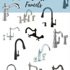 Farmhouse Kitchen Faucet Decor Styles Stylish And Functional Faucets The Weathered Fox