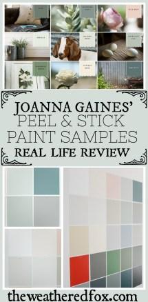 Joanna Gaines Favorite Paint Colors