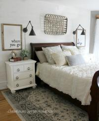 15+ Farmhouse Bedroom Ideas Anyone Can Replicate - The ...