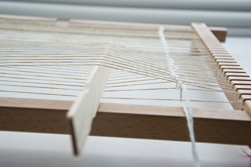 Plain Weave Shed |The Weaving Loom