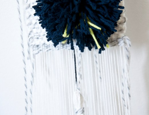 Pom Pom & Tassel | The Weaving Loom