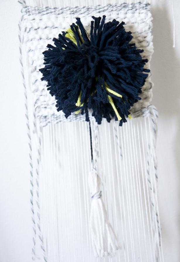 Pom Pom & Tassel | The Weaving Loom