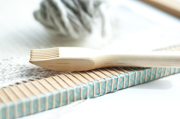 Tapestry Beater | The Weaving Loom