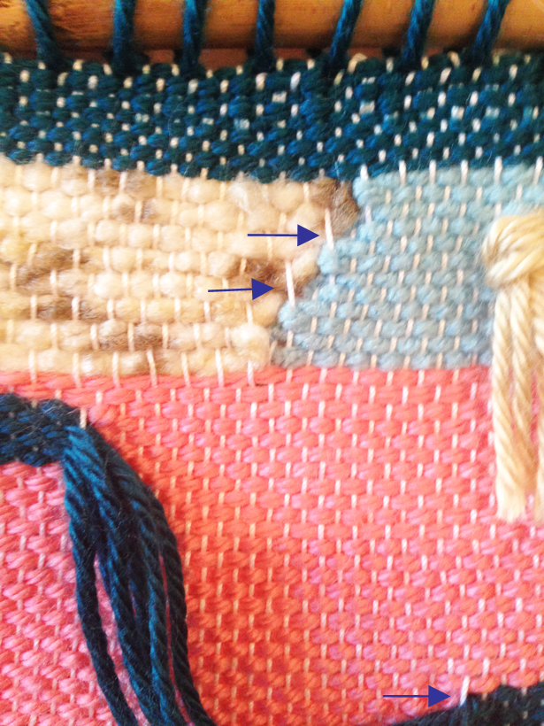 How to fix an Overexposed Warp  The Weaving Loom