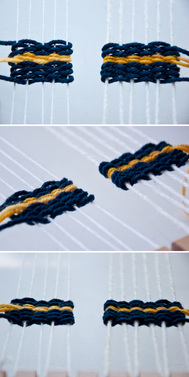 Warp threads | The Weaving Loom