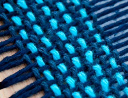 Weaving Techniques The Soumak Weave Braid Weave The