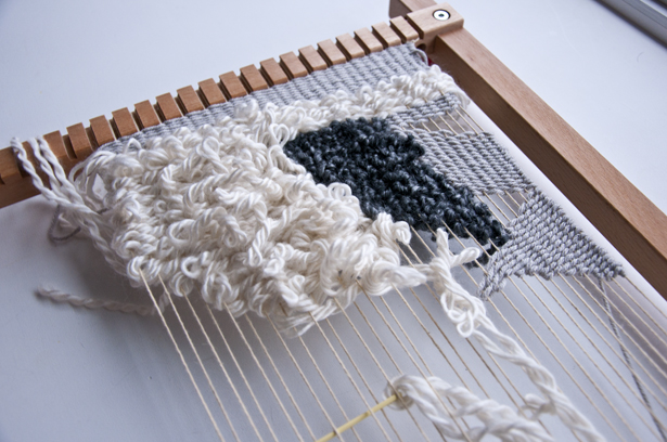 My Curly Weave   The Weaving Loom
