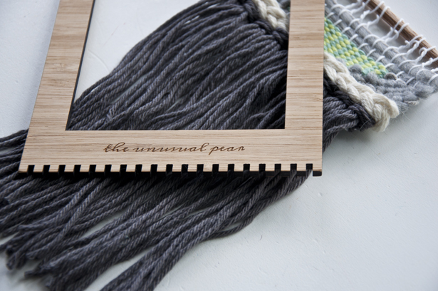 The Unusual Pear | The Weaving Loom