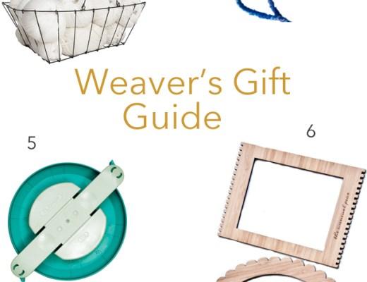 Weaver's Gift Guide | The Weaving Loom