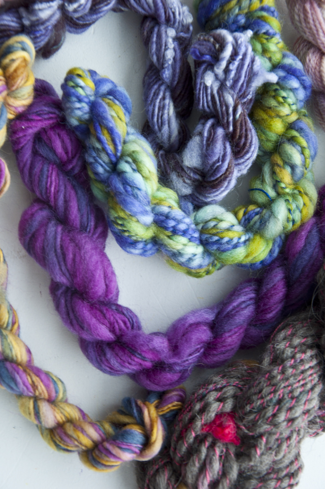 Weaving Wishlist - Wallflower Weaving Yarn | The Weaving Loom