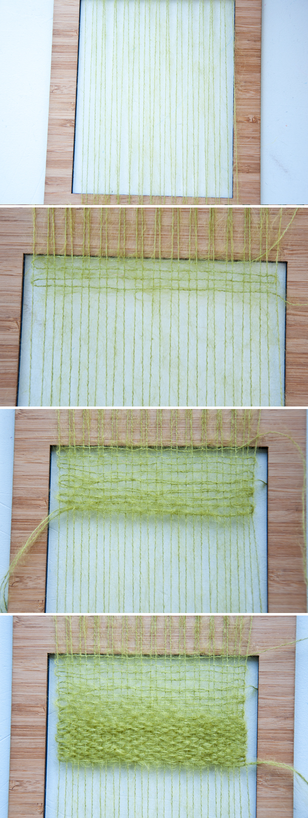 Weaving with Mohair Part 2 | The Weaving Loom