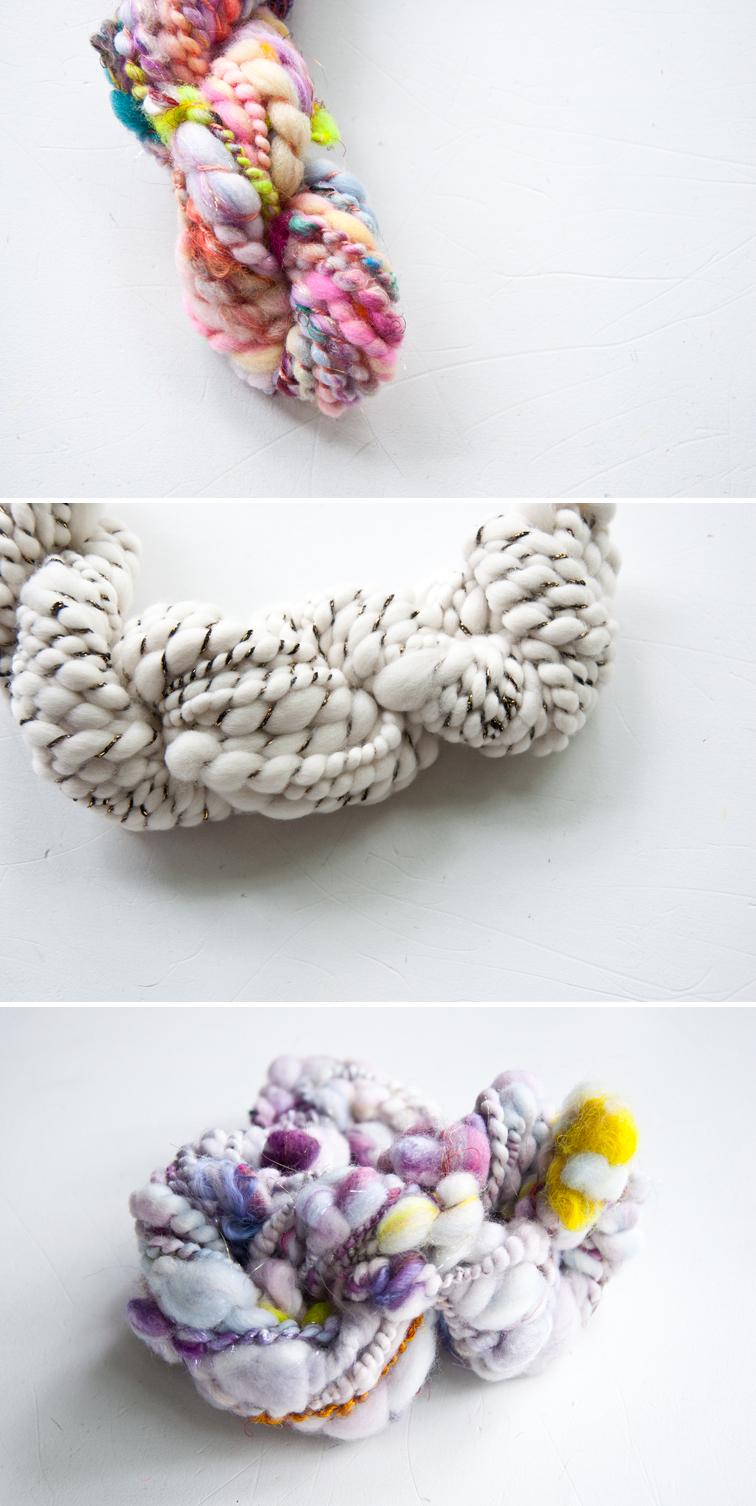 Alex Made Art Yarn