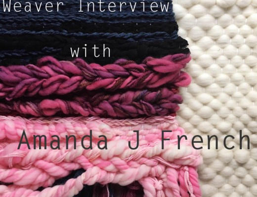 Weaver Interview || Amanda J French