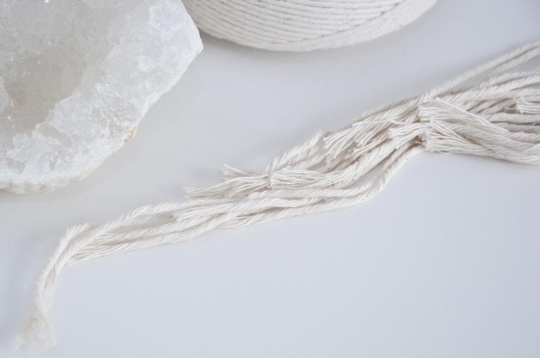 Weaving Wishlist || Niroma Studio Cotton Macrame String
