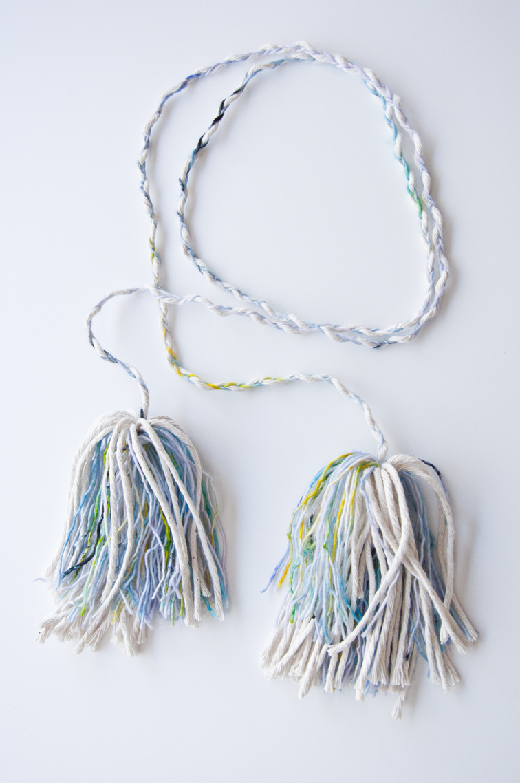 Weaving Techniques || Bushy Tassels | The Weaving Loom