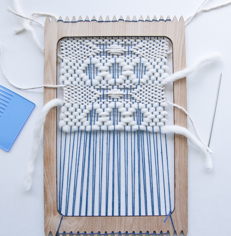 Weaving Techniques The Perfect Way To Tuck End Threads The